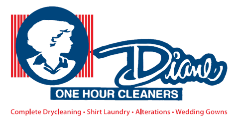 Diane Cleaners Logo