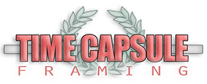Time Capsule Framing Logo