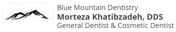 Blue Mountain Dentistry Logo