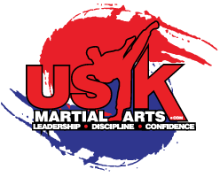 USK Martial Arts Logo