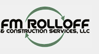 FM Rolloff & Construction Services Logo