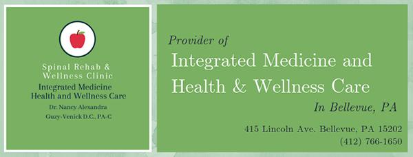 Spinal Rehab & Wellness Clinic Dr. Nancy Alexandra Guzy-Venick D.C. Logo