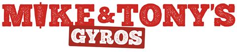 Mike & Tony's Gyros Logo