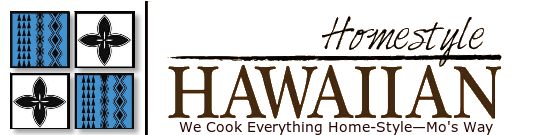 Homestyle Hawaiian - Oceanside Logo