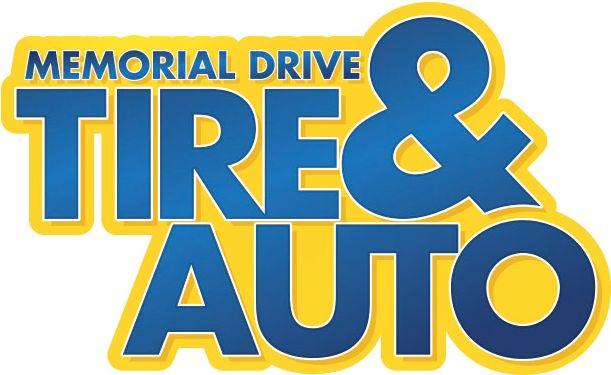 Memorial Drive Tire & Auto Logo