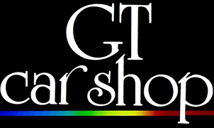 GT Car Shop Logo