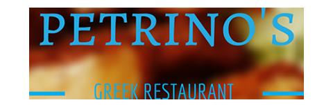 Petrino's Greek Restaurant Logo