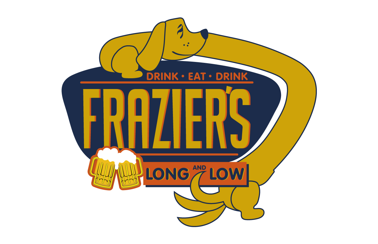 Frazier's Long and Low Logo