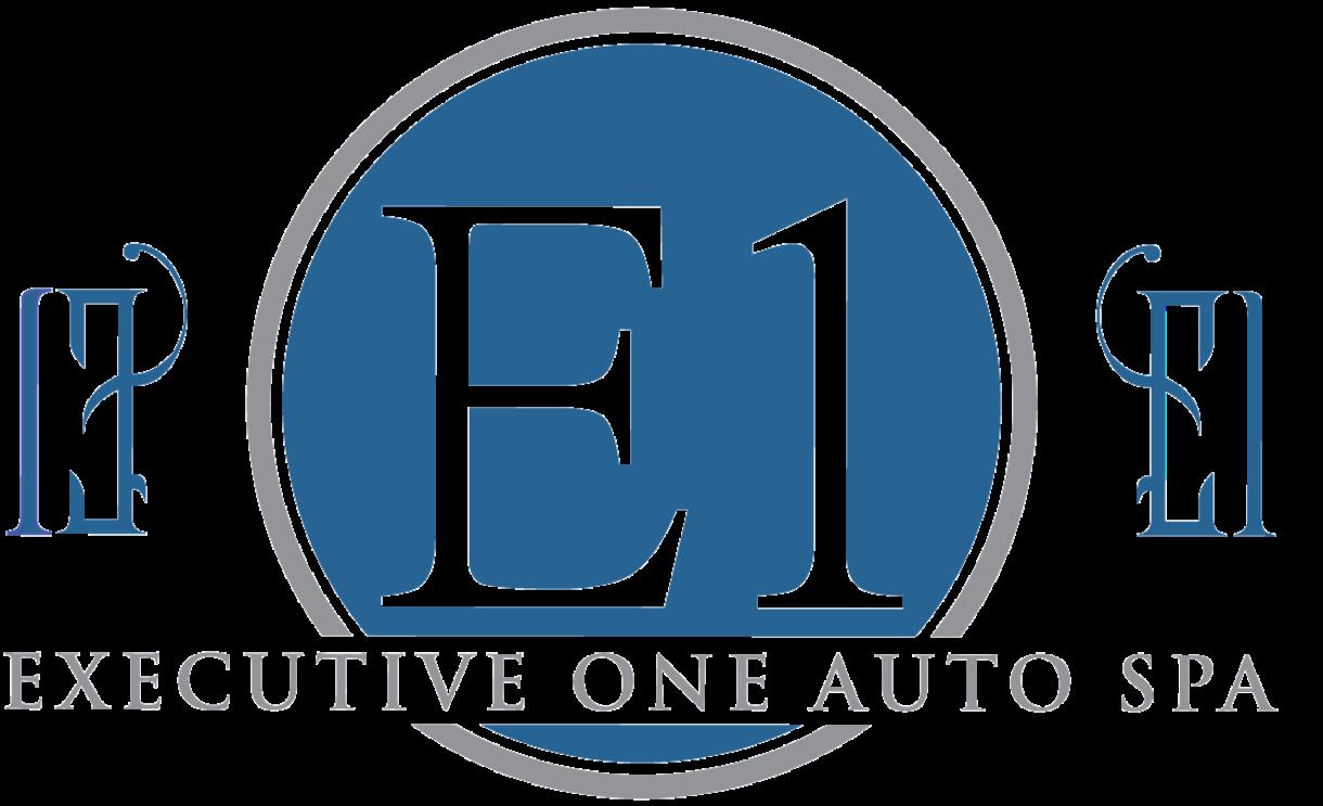 Executive One Auto Spa & Oil Lube Logo