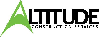 Altitude Construction Services, Inc Logo