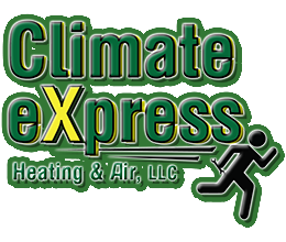 Climate Express Heating & Air Logo