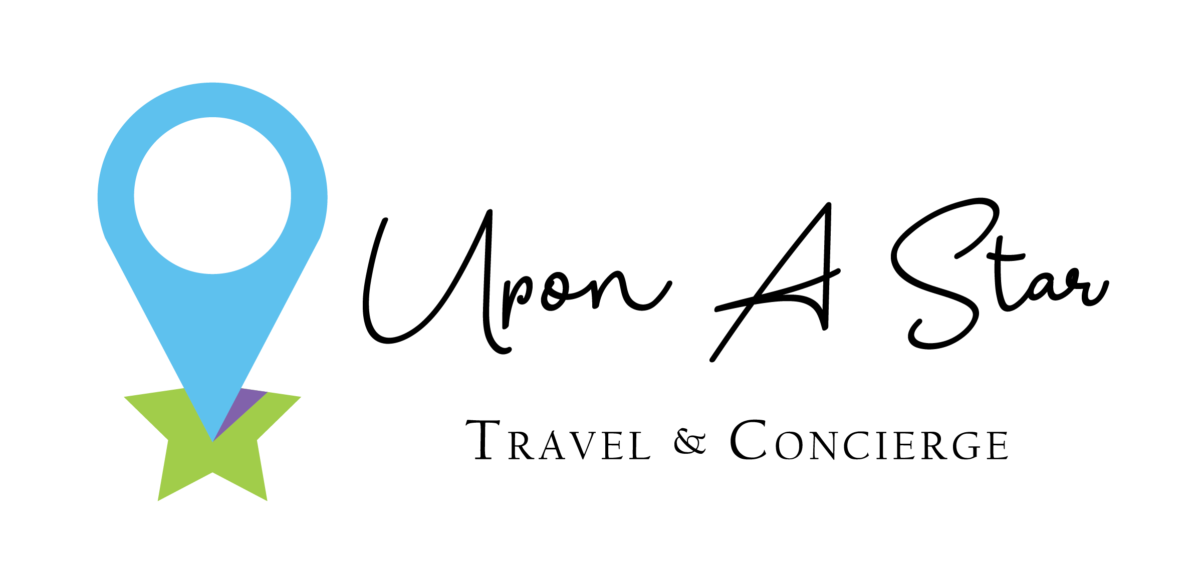 Upon A Star Travel & Concierge Logo
