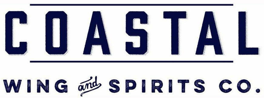 Coastal Wing & Spirits Co. Logo