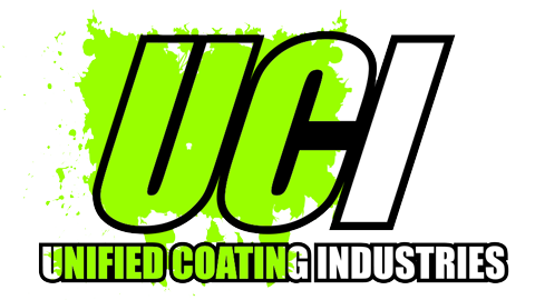 UCI Powder Coating Logo