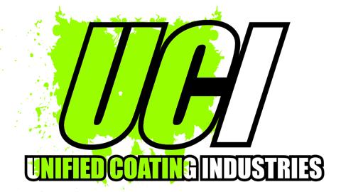 UCI Powder Coating Logo
