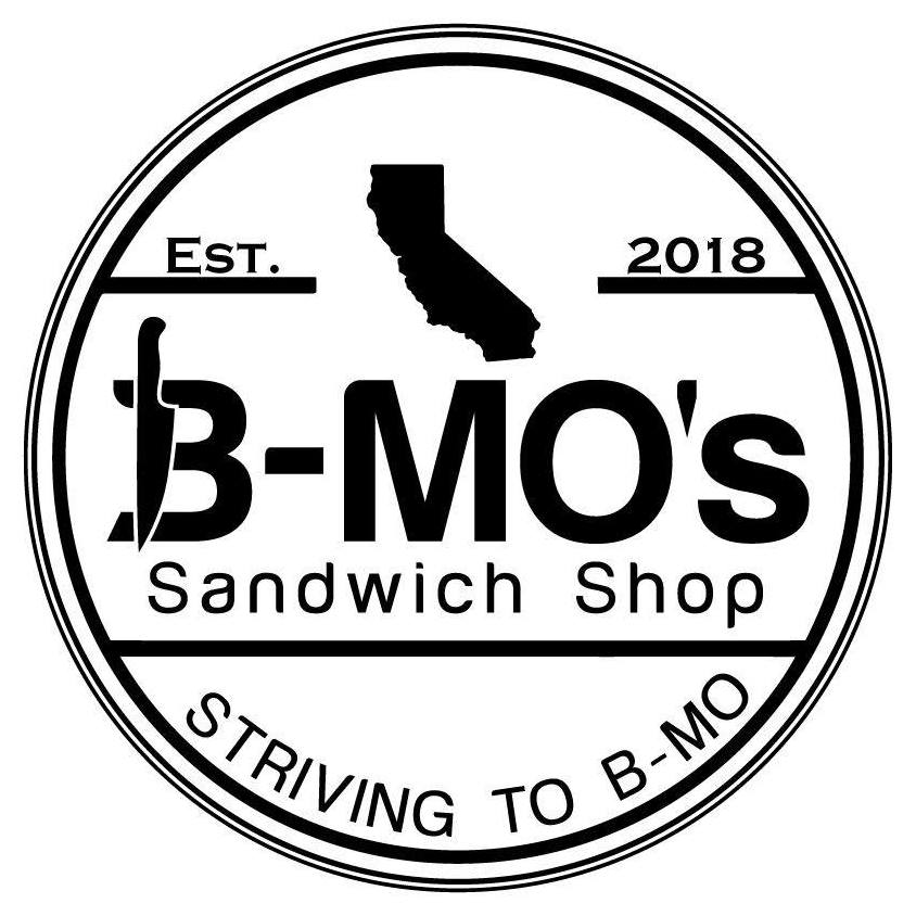 B-Mo's Sandwich Shop Logo