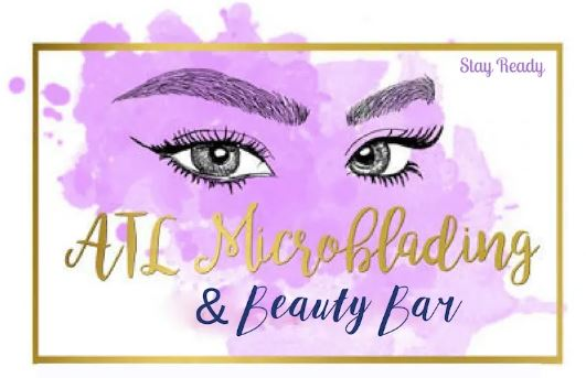 ATL Microblading & Beauty Bar Logo