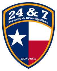 24/7 Security & Investigation Logo