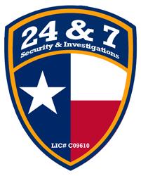 24/7 Security & Investigation Logo