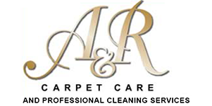 A & R Carpet Care and Professional Cleaning Services Logo