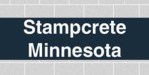 Stampcrete Minnesota Logo