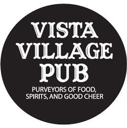 Vista Village Pub Logo