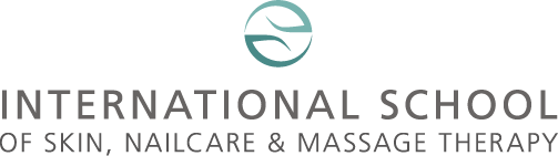 International School of Skin, Nailcare & Massage Therapy Logo