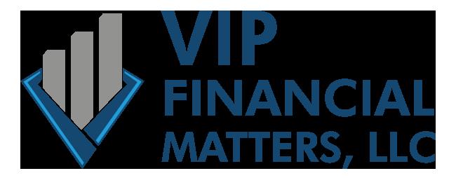 VIP Financial Matters Logo