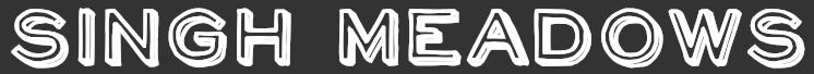 Singh Meadows Logo