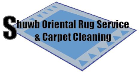 Shuwb Oriental Rug Service & Carpet Cleaning Logo