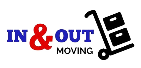 In & Out Moving Logo