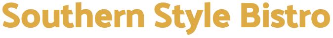 Southern Style Bistro Logo
