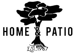 Home & Patio Logo