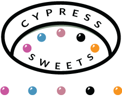 Cypress Sweets Logo