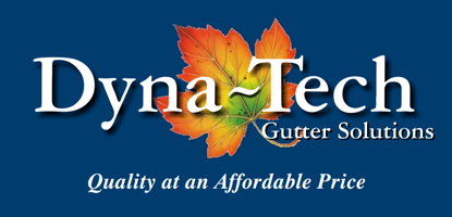 Dyna-Tech Gutter Solutions Logo