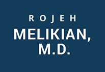 Rojeh Melikian, MD - Spine Surgeon Logo