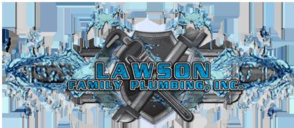 Lawson Family Plumbing Logo
