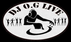 DJ O.G Live Logo