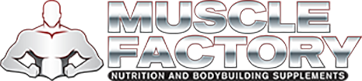 Muscle Factory - Lake Wylie Logo