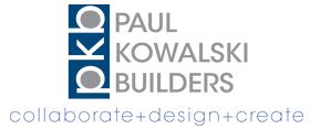 Paul Kowalski Builders Logo