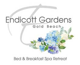 Endicott Gardens Bed & Breakfast and Spa Logo