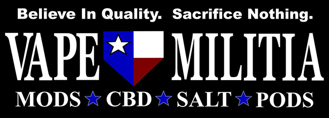 Vape Militia Cypress Vape & CBD Logo