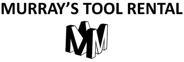 Murray's Tool Rental Logo