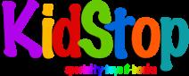 Kidstop Toys & Books Logo