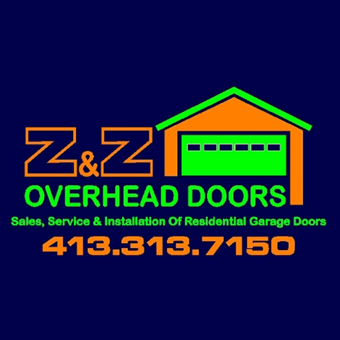 Z & Z Overhead Door Logo