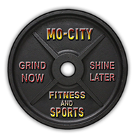 Mo City Fitness and Sports Logo