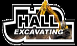 J.R. Hall Excavating, Inc. Logo