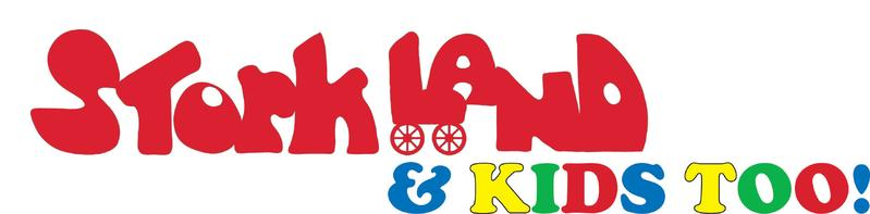 Stork Land and Kids Too! Logo