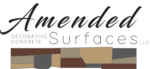 Amended Surfaces Logo