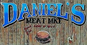 Daniel's Meat Market and Restaurant Logo